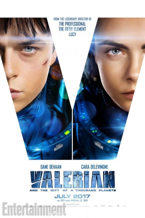 دانلود فیلم Valerian And The City Of A Thousand Planets 2017